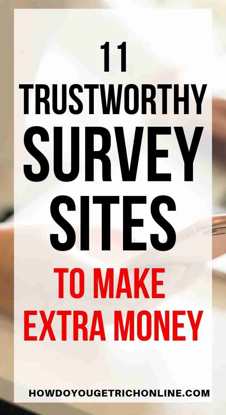 Best Survey Sites for Paypal Cash