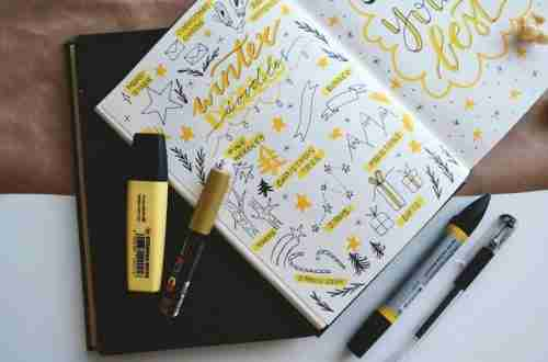Cheap Bullet Journal Supplies & Ideas That Are Still Cute!