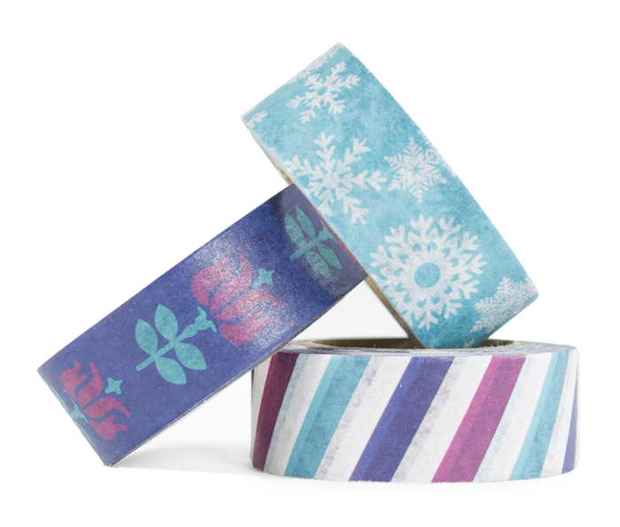 Park Lane Washi Tapes Winter