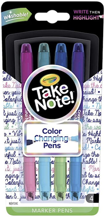 Crayola - Color Changing Pens