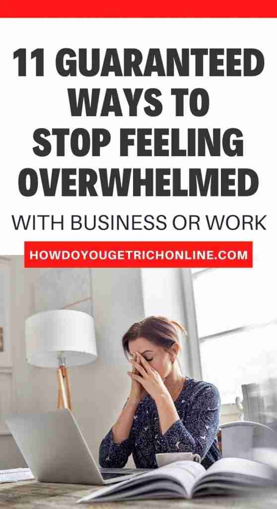 Useful Steps if You're Overwhelmed With Opening a Business.
