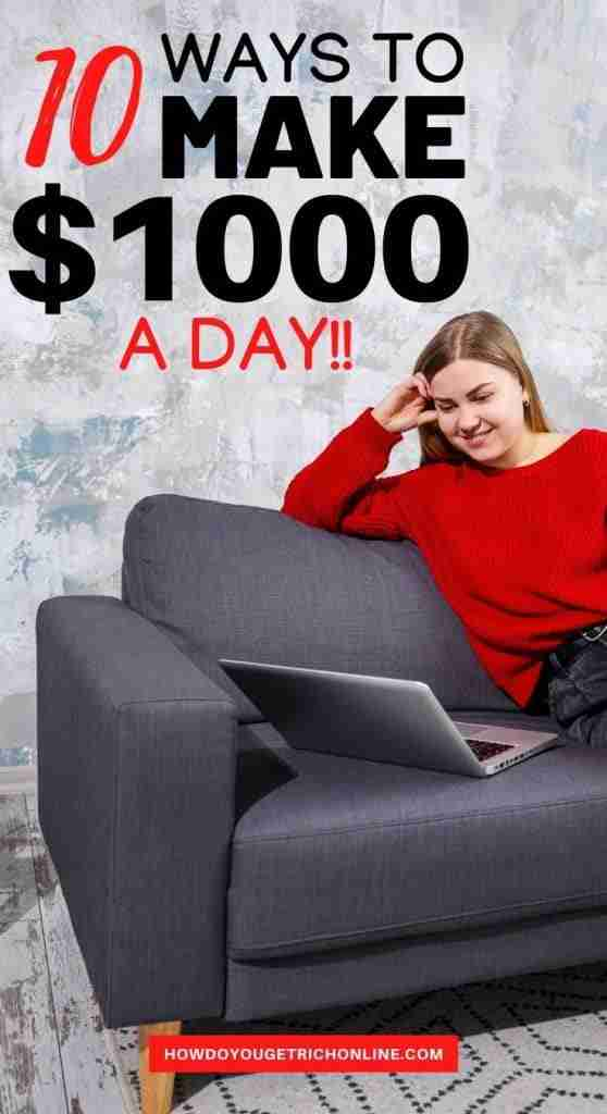 10 Best Ways to Invest $100 to Make $1000 a Day (Proven Strategies)