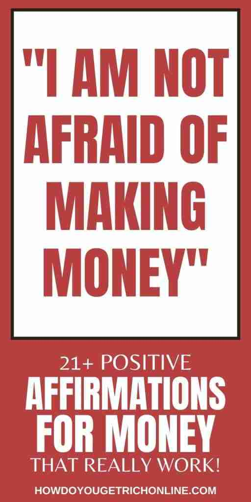Money Mantras: 21+ Positive Affirmations for Money That Really Work!